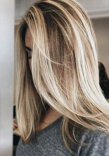 Seamless blond
